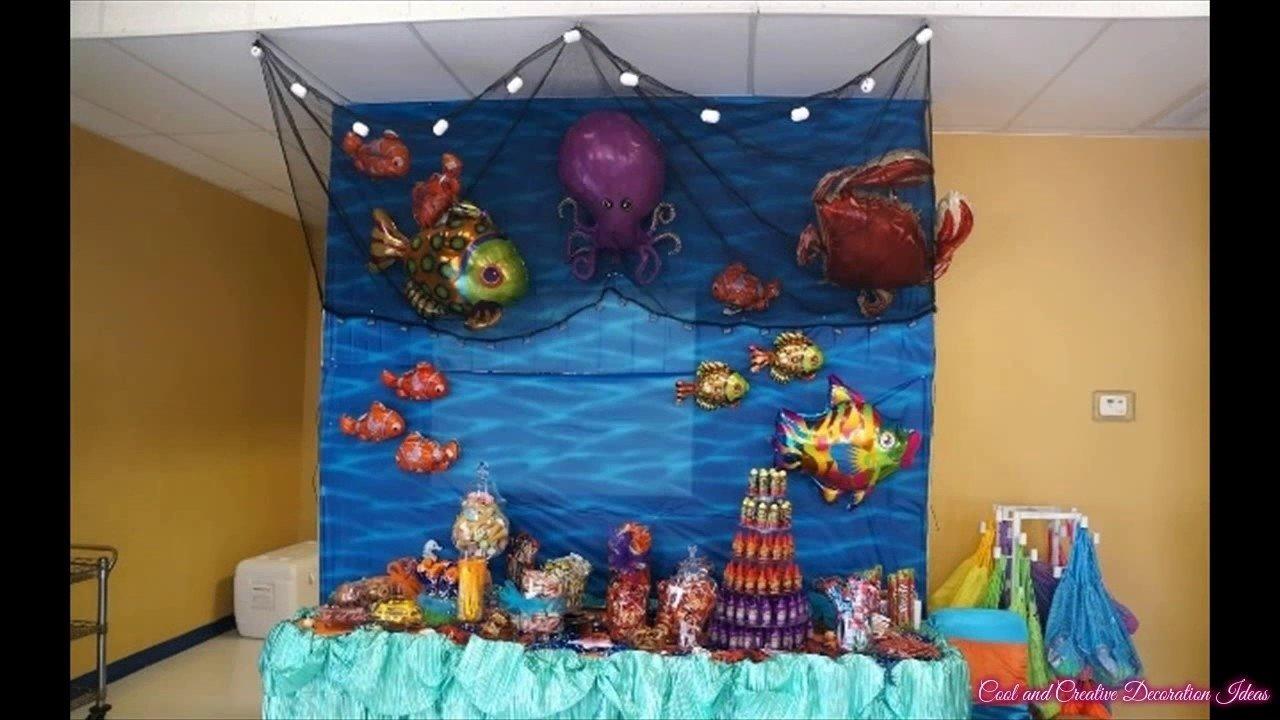 10 Stylish Finding Nemo Birthday Party Ideas finding nemo party ideas youtube 2020