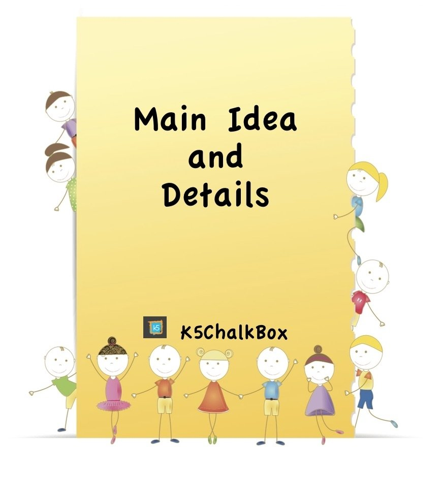 10 Fashionable Definition Of Main Idea For Kids finding the main idea worksheet free worksheet printables 2020