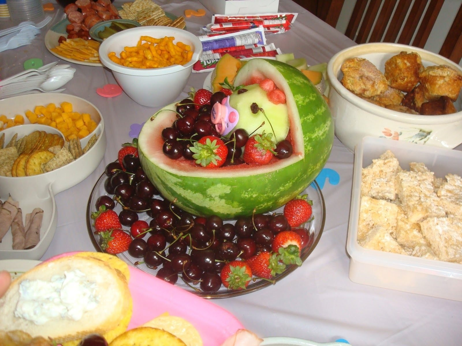 10 Perfect Baby Shower Food Ideas Pinterest finger food ideas for a baby shower photo 5 baby shower 2021