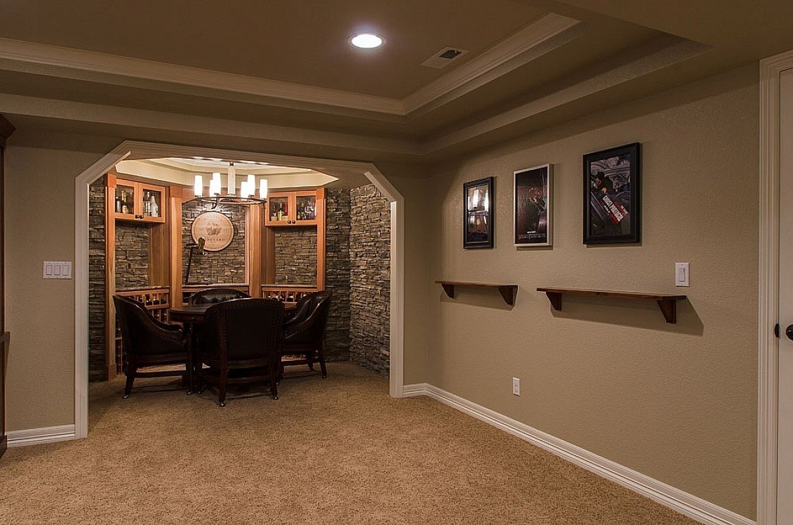 10 Fantastic Basement Ideas On A Budget finished basement ideas budget on with hd resolution 1150x761 pixels 1 2020