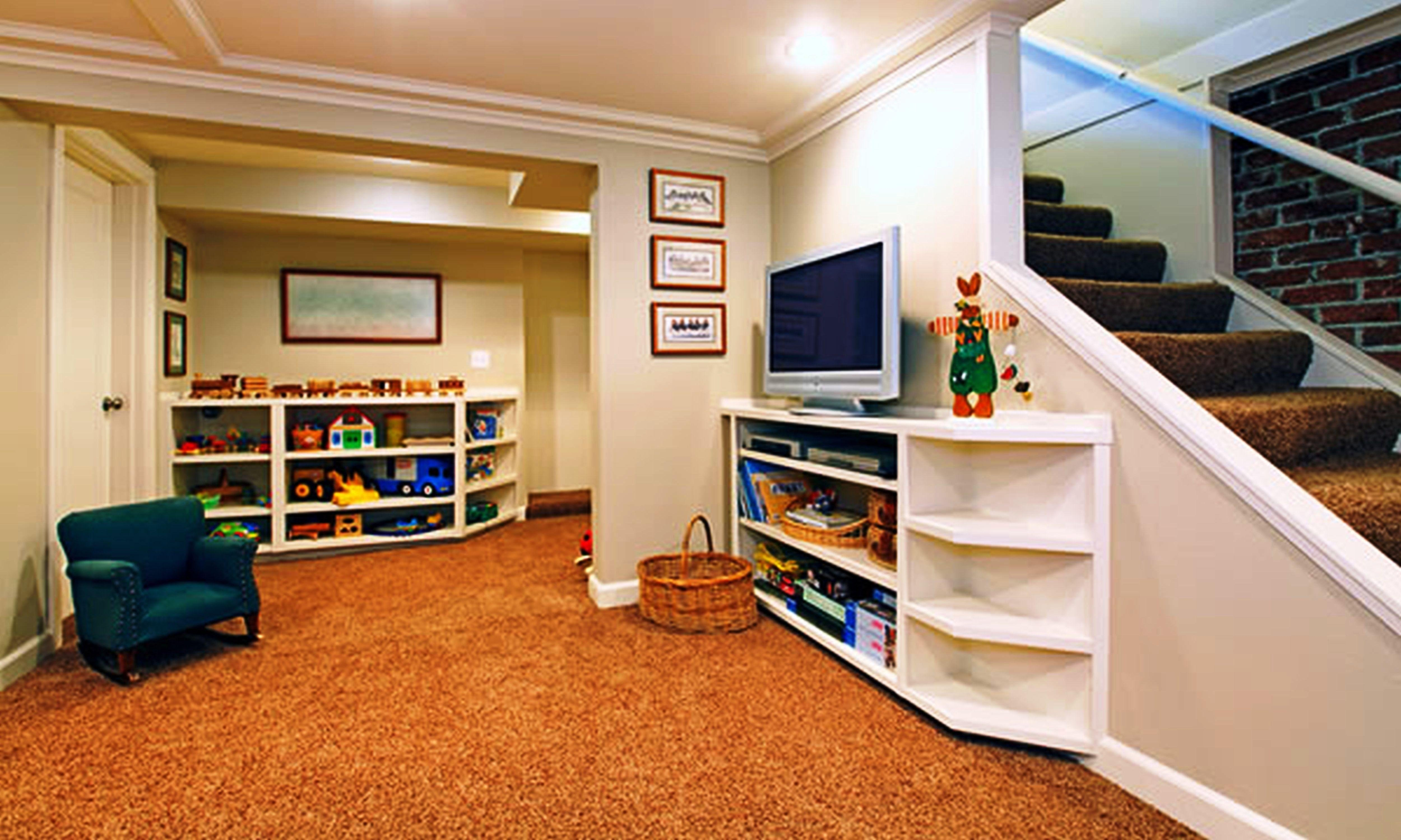 10 Stunning Finished Basement Ideas On A Budget finished basement ideas small on with hd resolution 5000x3000 pixels 2020