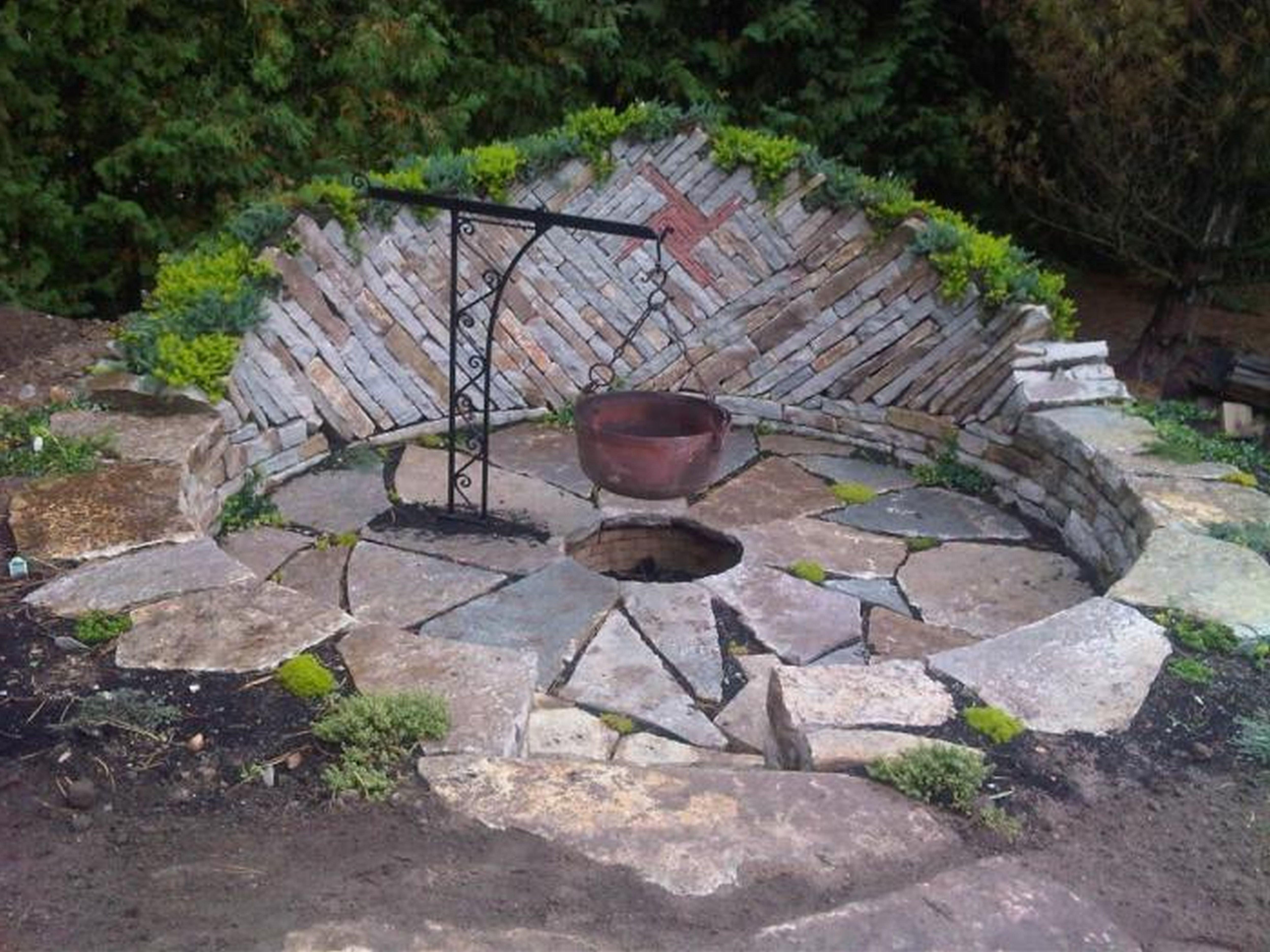 10 Most Popular Cheap Outdoor Fire Pit Ideas fire pit and outdoor fireplace ideas diy network made inspirations 2021