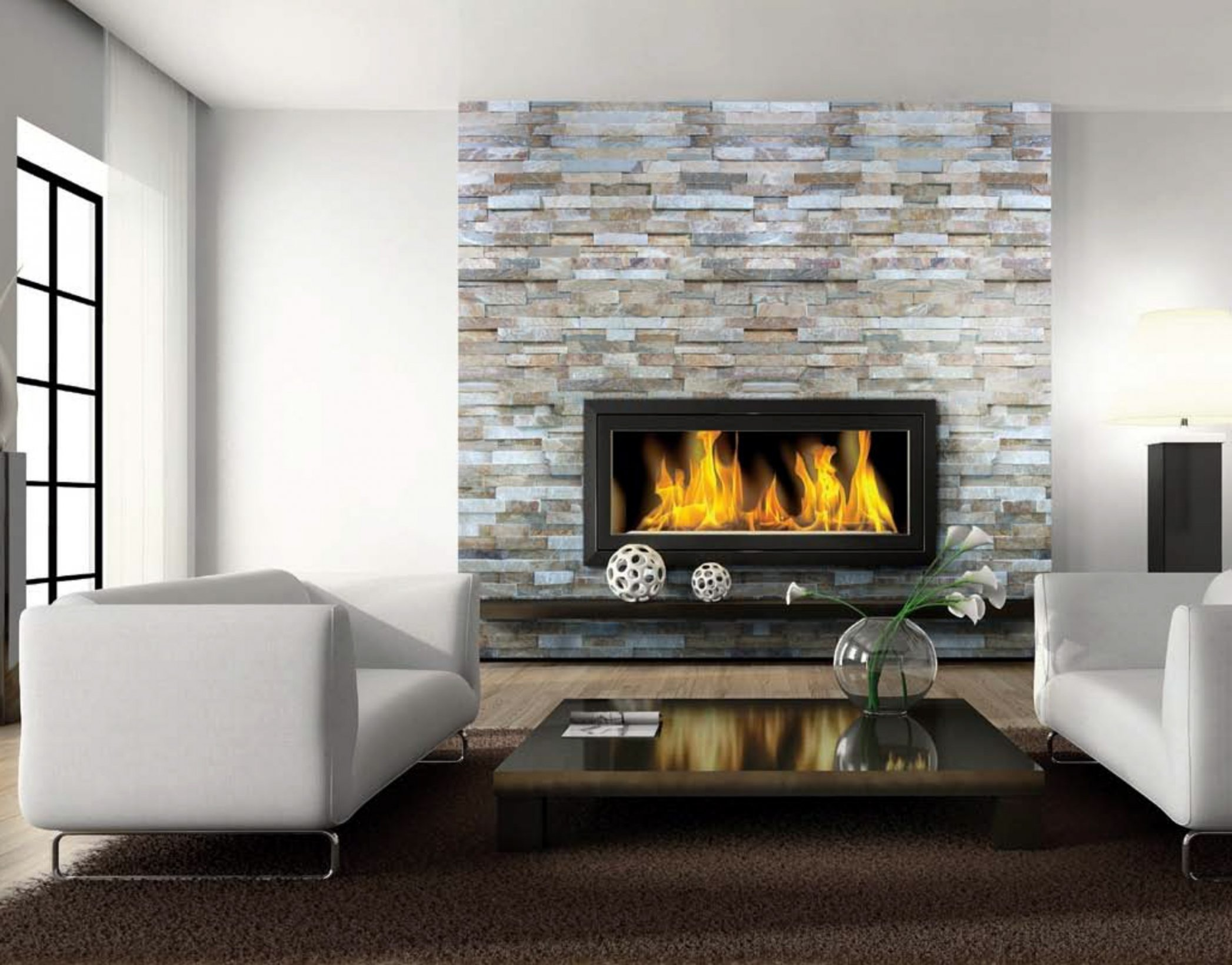 10 Unique Fireplace Design Ideas With Tile fireplace wall tile ideas tile designs 2020