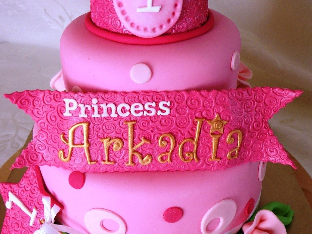 10 Most Popular First Birthday Cake Ideas For Girls Protoblogr