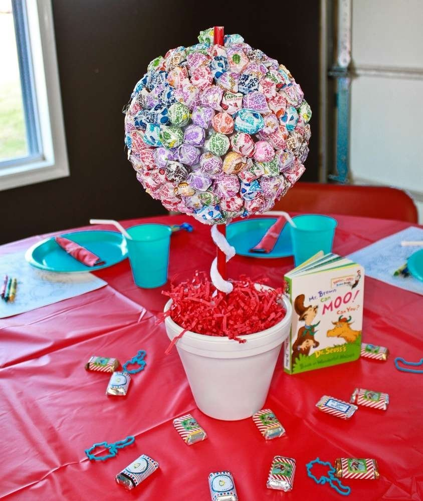 10 Beautiful Dr Seuss First Birthday Party Ideas first birthday dr seuss birthday party ideas photo 21 of 33 1