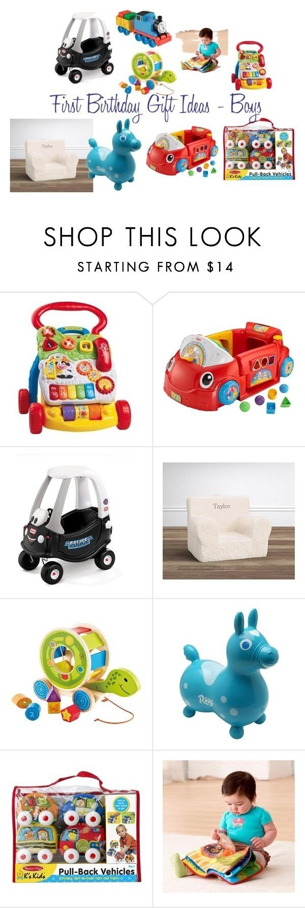 10 Lovable First Birthday Gift Ideas For Boys From Parents