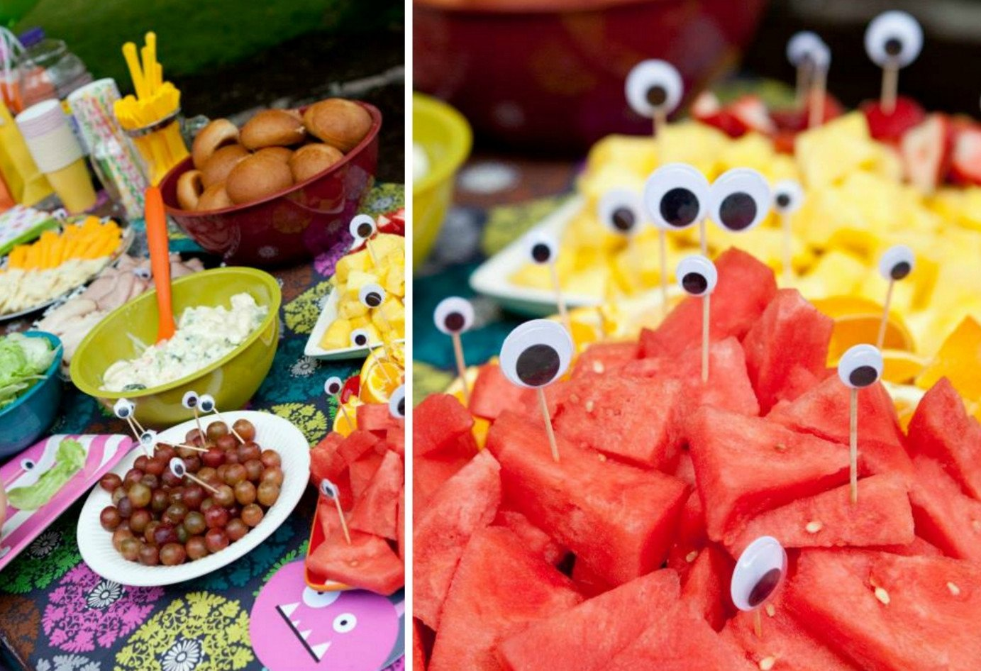 10 Ideal Food Ideas For First Birthday Party first birthday party food ideas adults home party theme ideas 3 2021