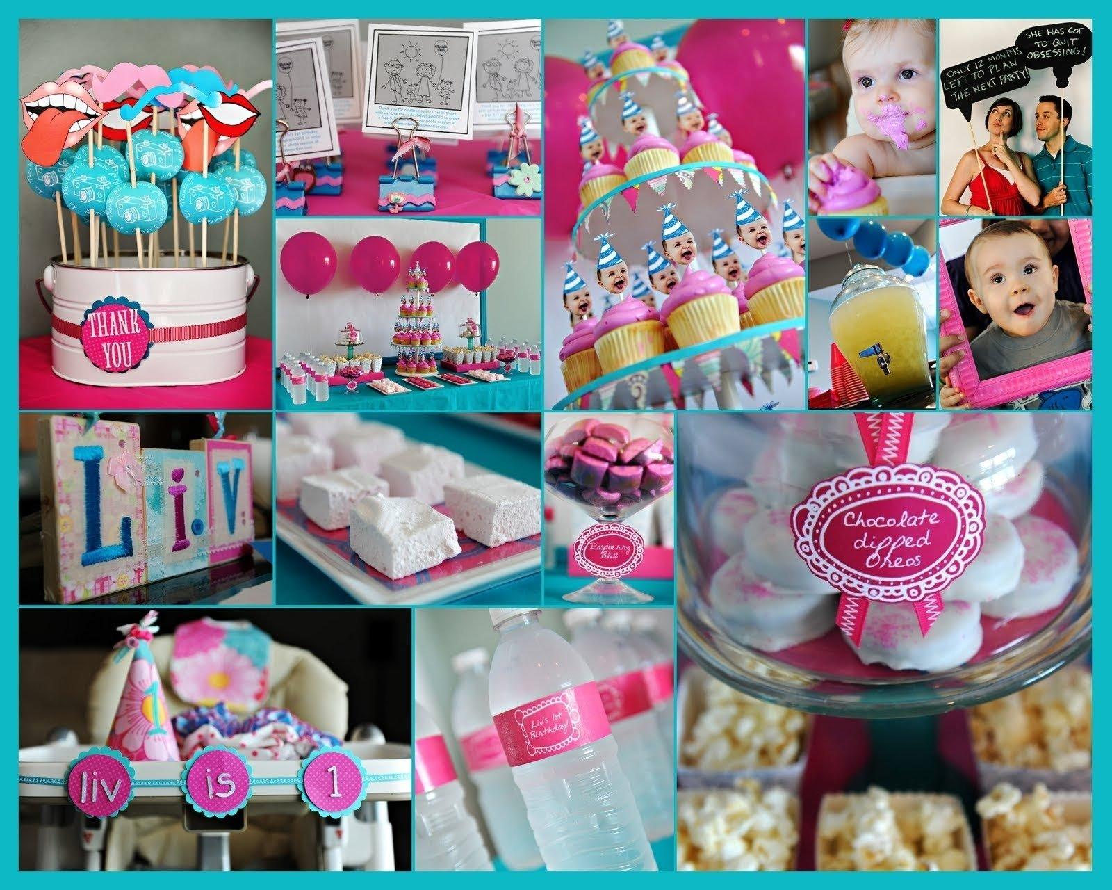 10 Stunning 1St Year Birthday Party Ideas first birthday party ideas 1st birthday party ideas kids 6