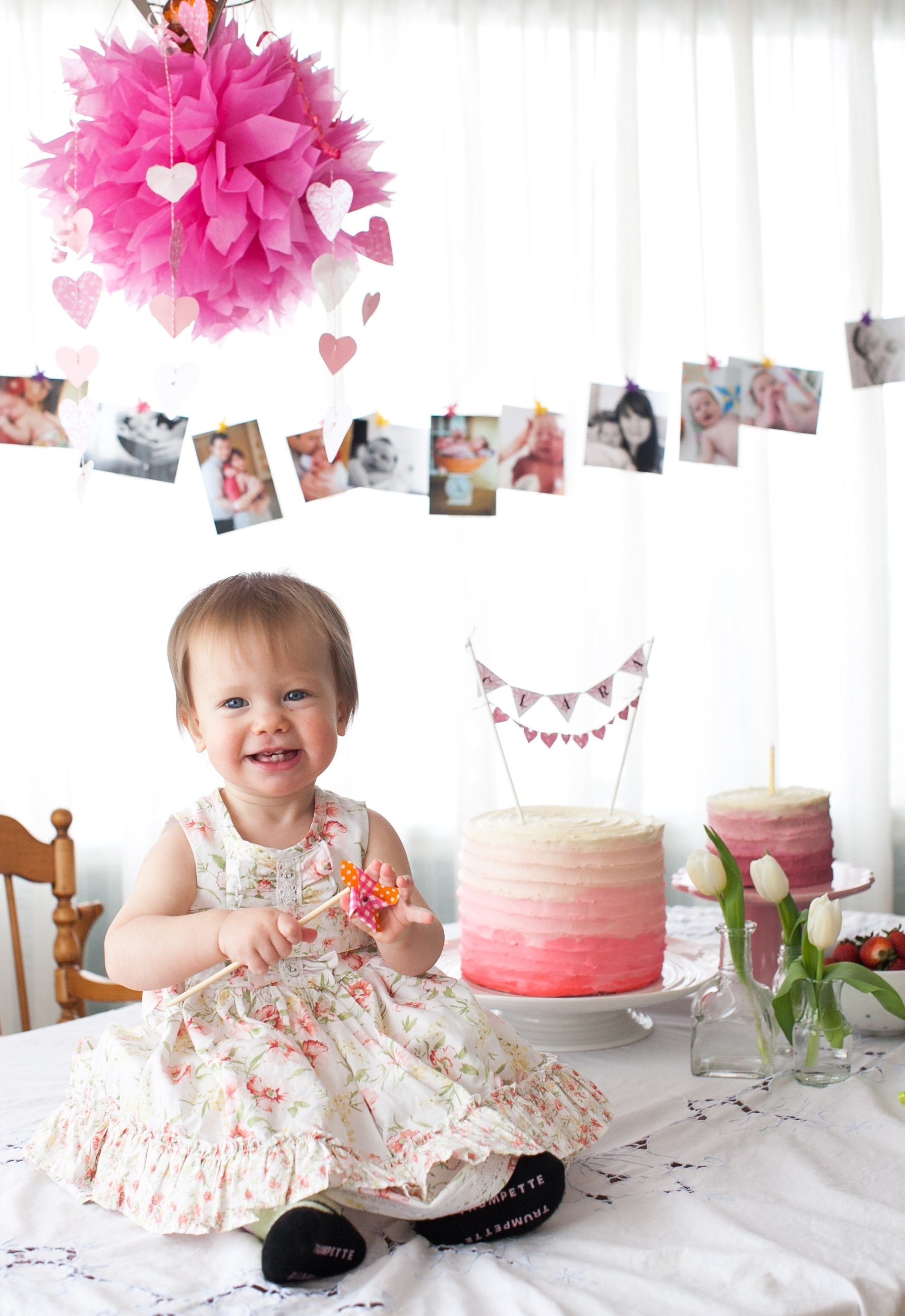 10 Lovely First Birthday Photo Shoot Ideas first birthday party ideas recipe apple spice cake with maple 2020