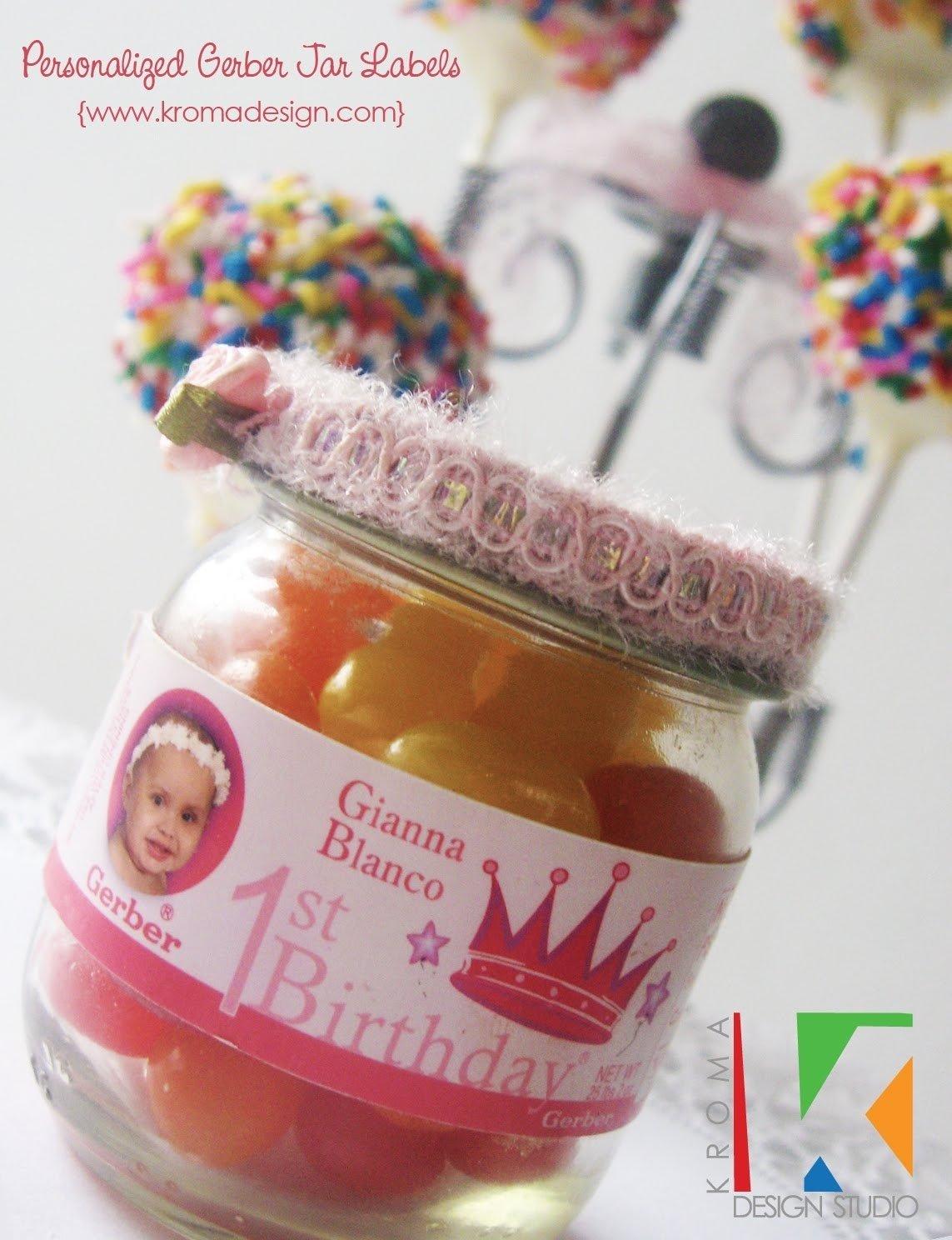 first birthday princess free printables | diy favor ideas