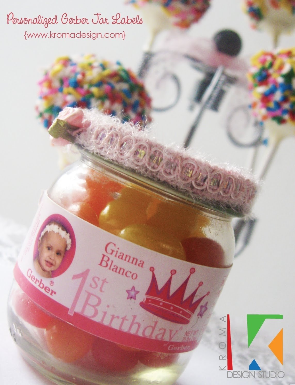 10 Great Party Favor Ideas For 1St Birthday first birthday princess free printables diy favor ideas