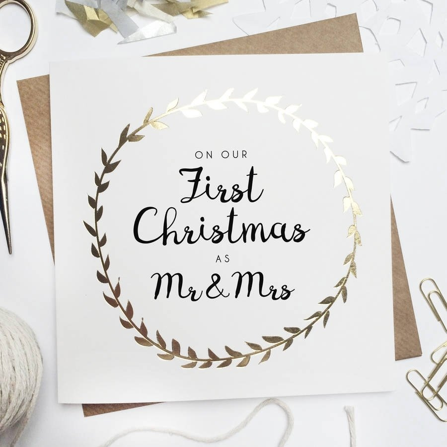10 Nice First Christmas Married Gift Ideas