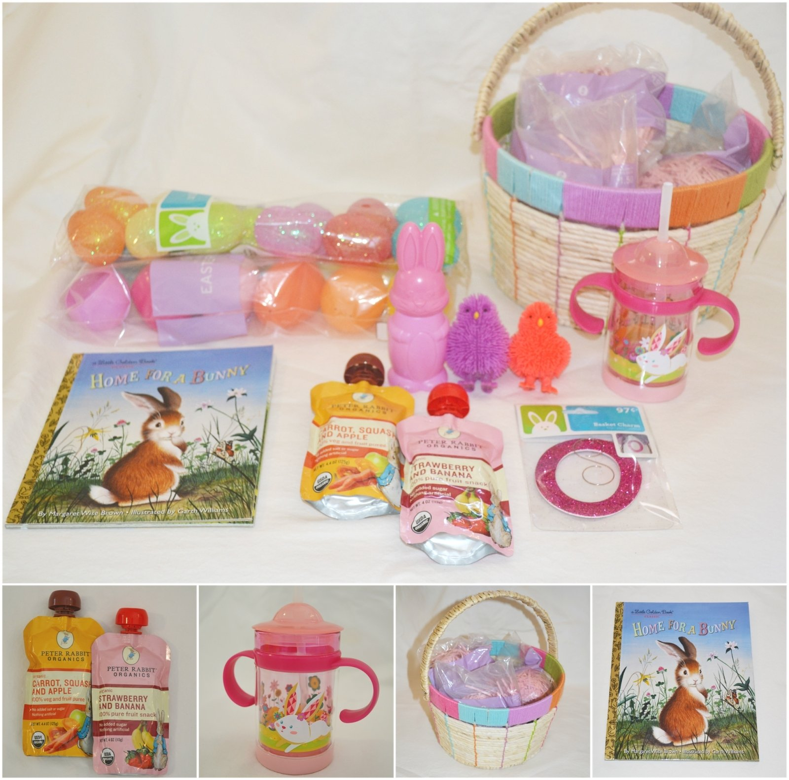 10 Stylish Baby First Easter Basket Ideas first easter basket ideas for baby girl dette cakes blog