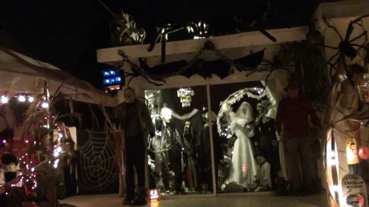 first rate scary decorated houses for halloween best haunted house
