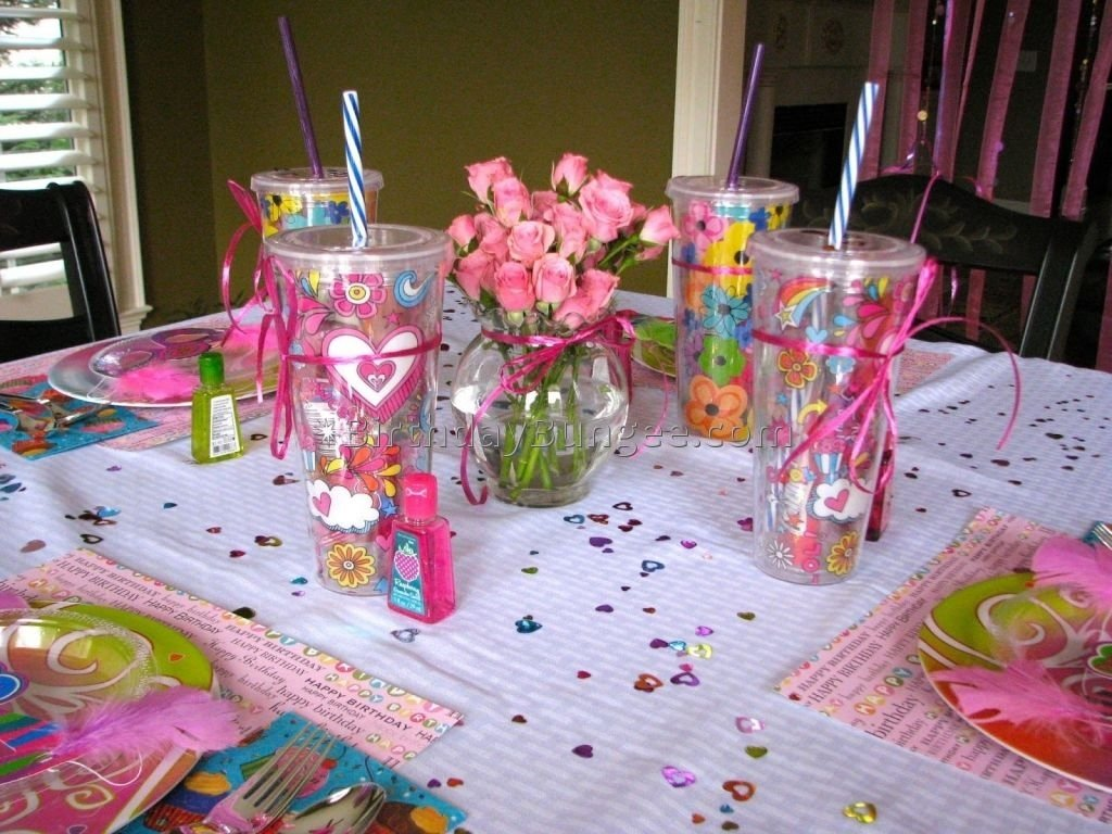10 Spectacular Birthday Party Ideas For 10 Year Old Girl first year birthday party ideas for a girl tags 1st birthday party 2 2020