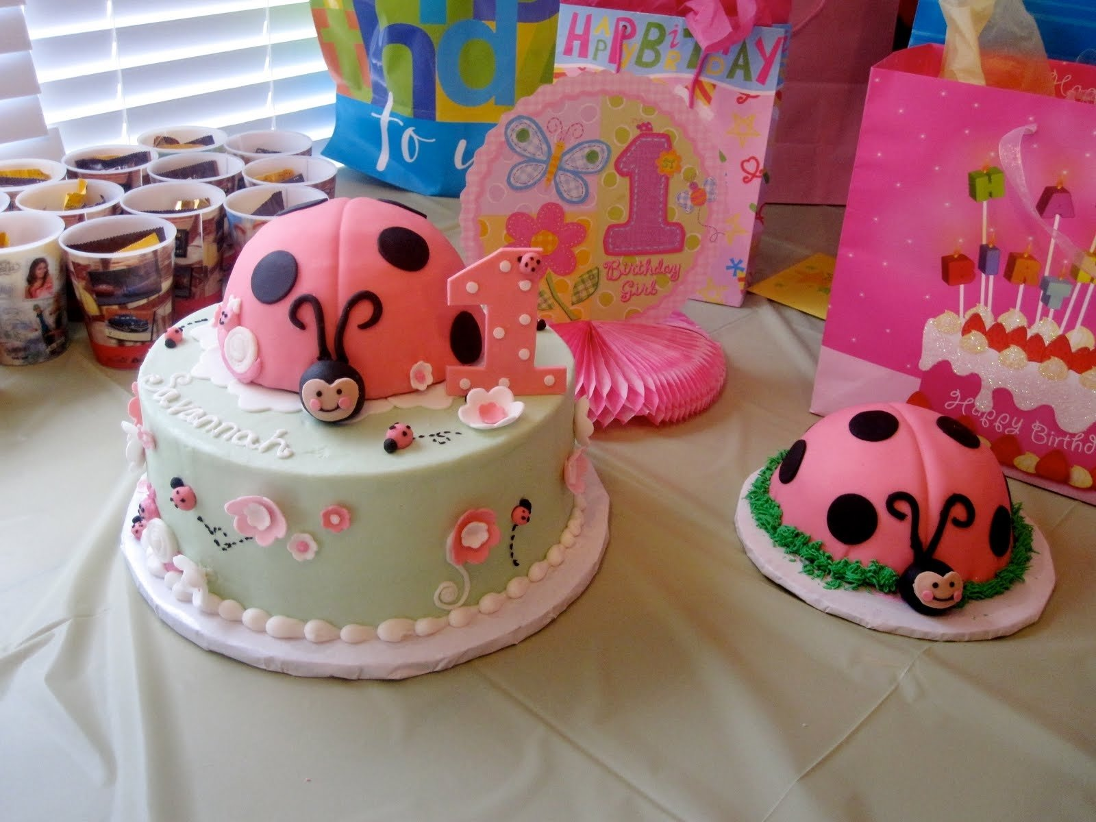 10 Cute One Year Old Birthday Ideas first year birthday party ideas for a girl tags 1st birthday party 3 2020