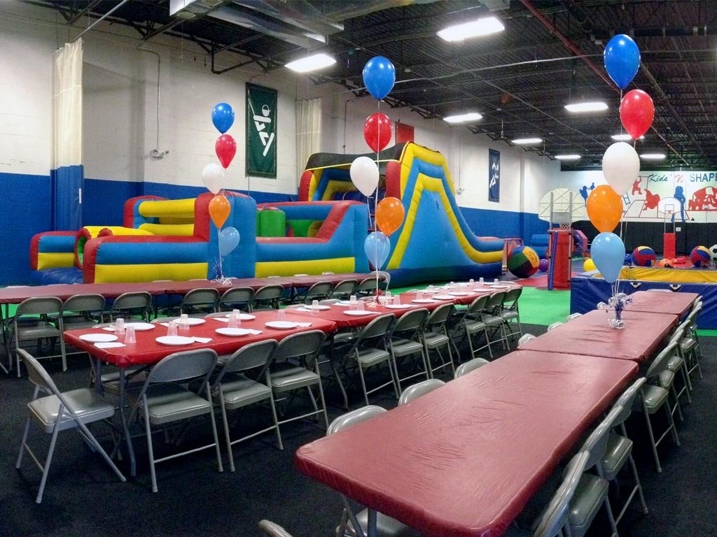 10 Lovable Indoor Birthday Party Ideas For Toddlers fitness play birthday party kids n shape 2020