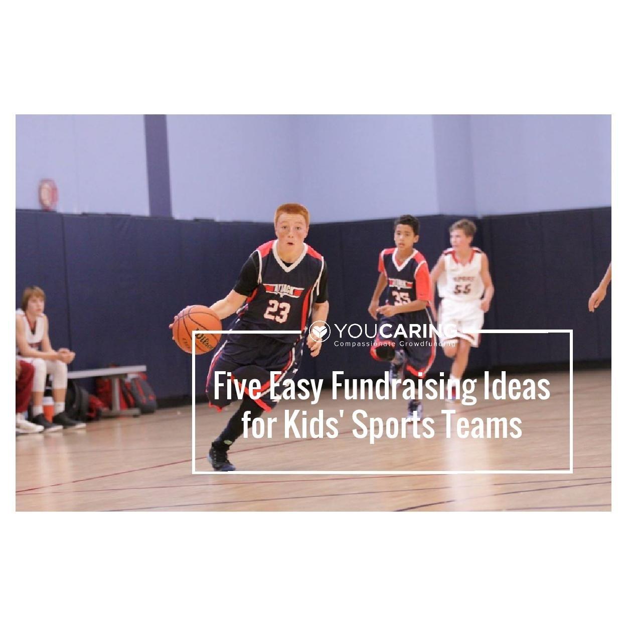 10 Lovely Easy Fundraising Ideas For Kids five easy fundraising ideas for kids sports teams compassionate 1 2020