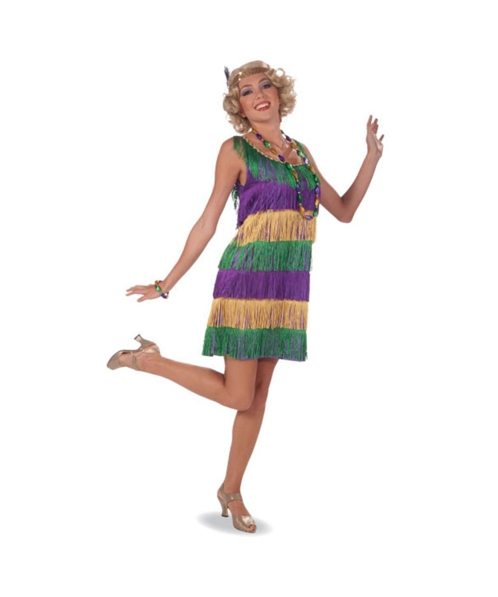 10 Awesome Mardi Gras Dress Up Ideas flapper mardi gras frisky adult costume flapper costumes 2020