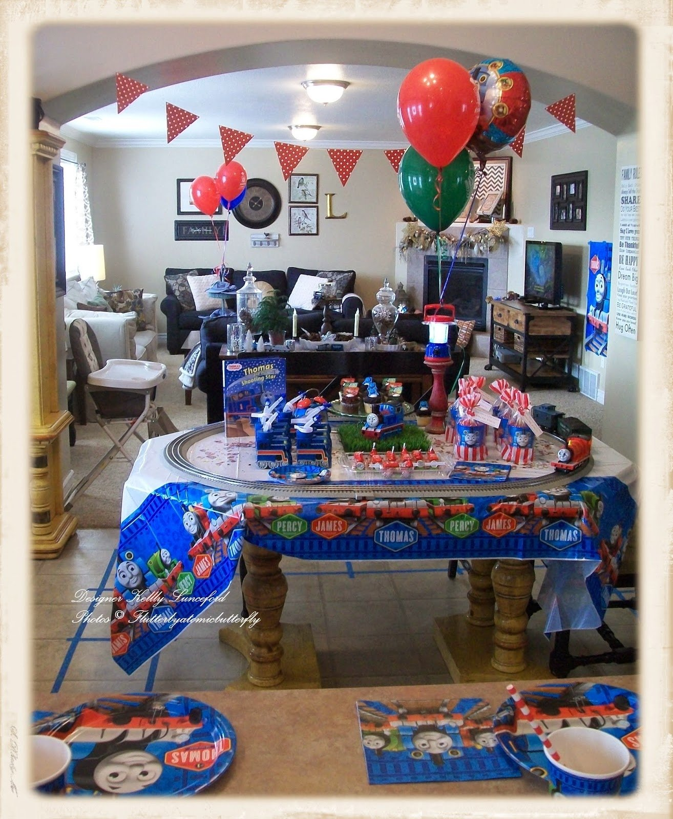10 Most Recommended Thomas The Tank Engine Party Ideas flutteratomicbutterfly january 2015