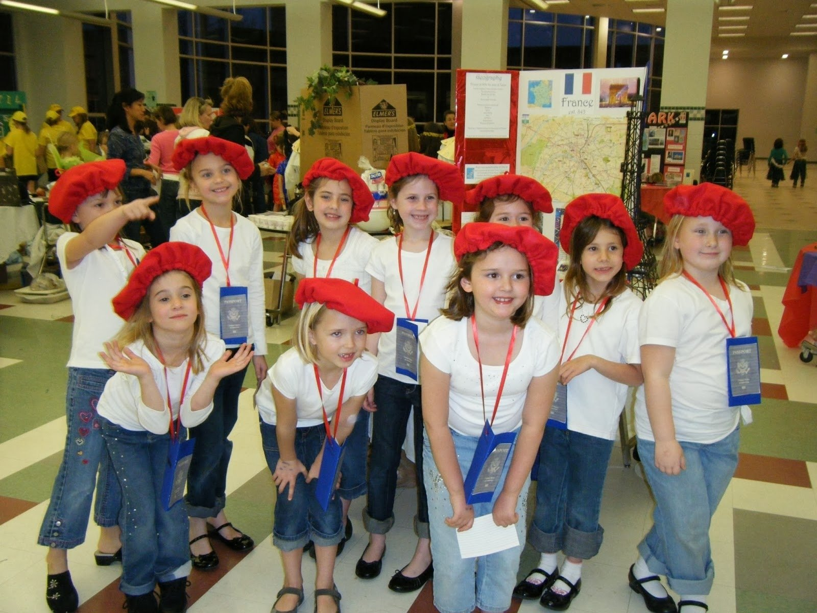 10 Attractive Girl Scout Thinking Day Ideas follow the leader thinking day ideas 2014