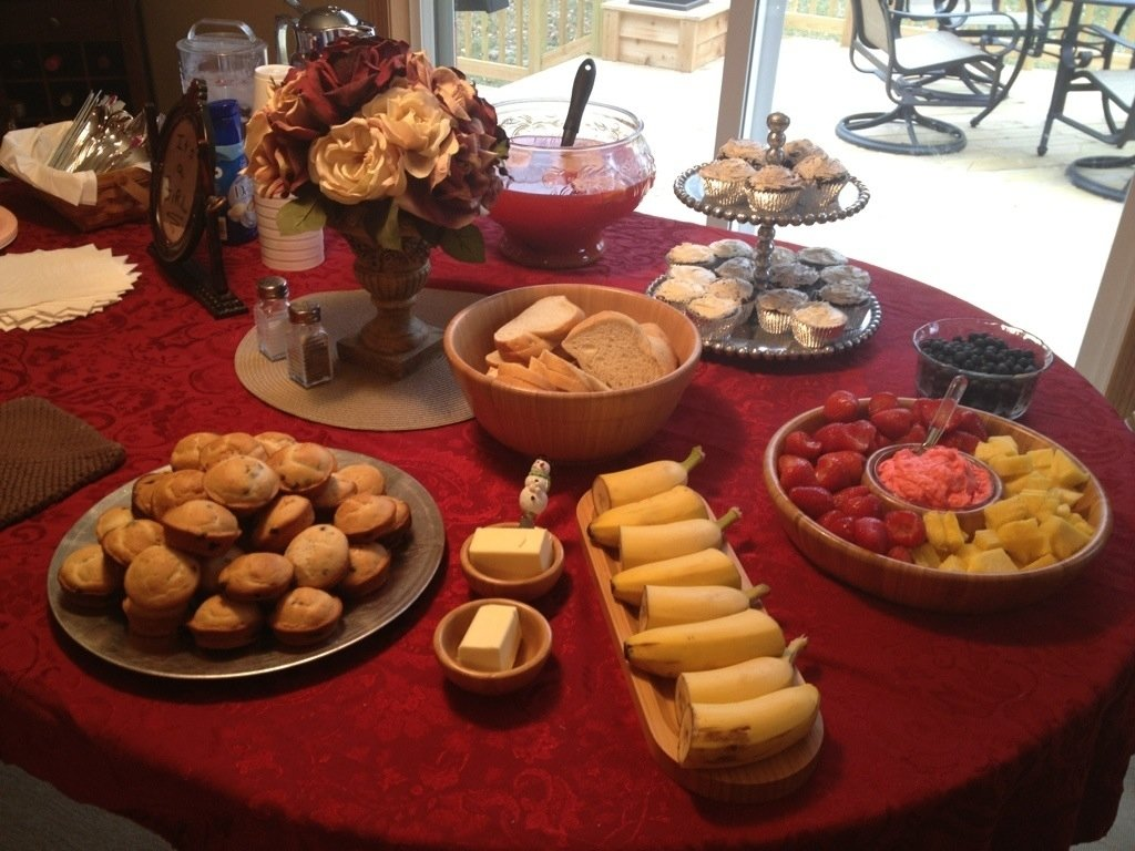 10 Gorgeous Brunch Menu Ideas For Baby Shower food for brunch ideas for baby shower baby shower ideas gallery 2020