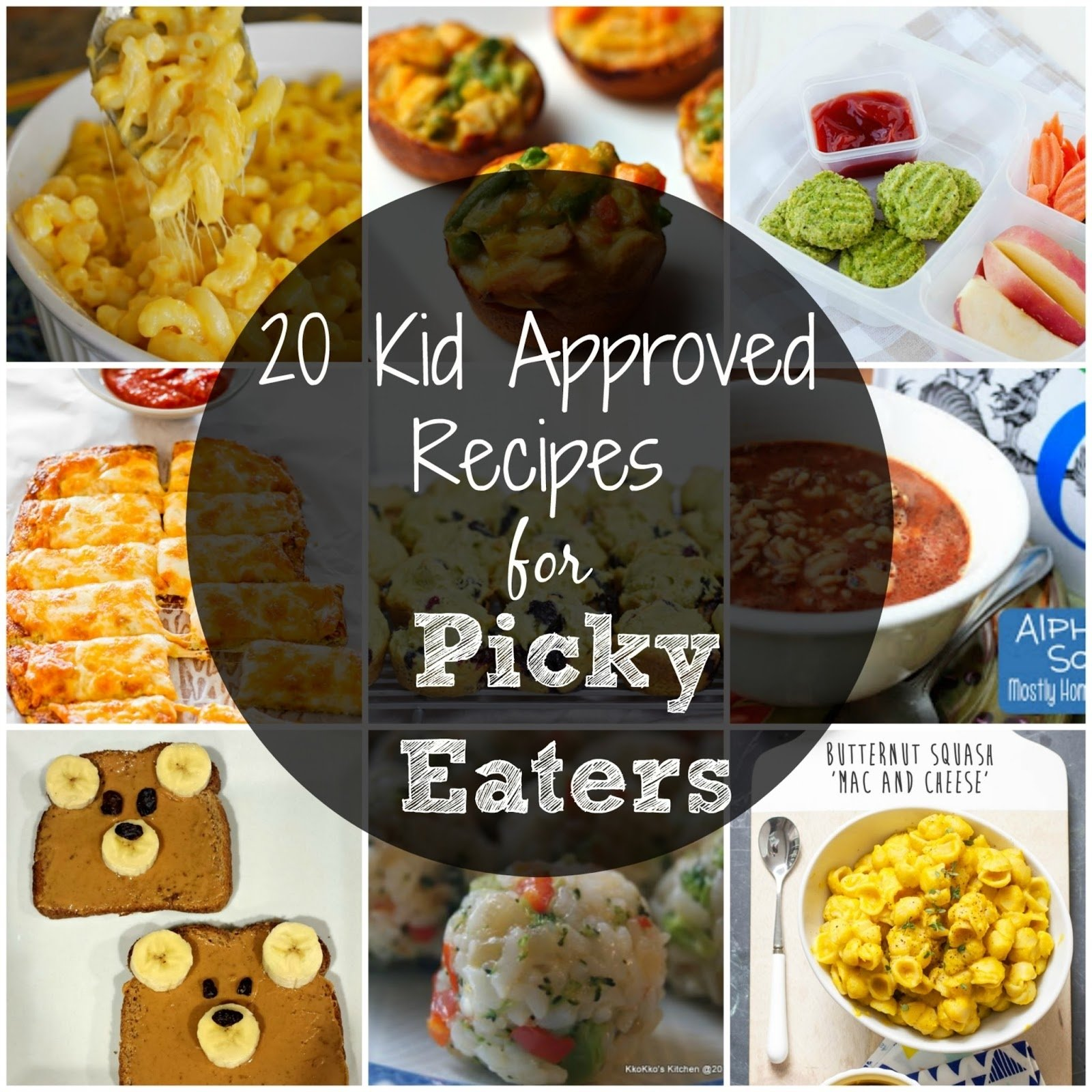 10 Fabulous Easy Dinner Ideas For Picky Eaters food love recipes easy picky eater recipes 2 2021