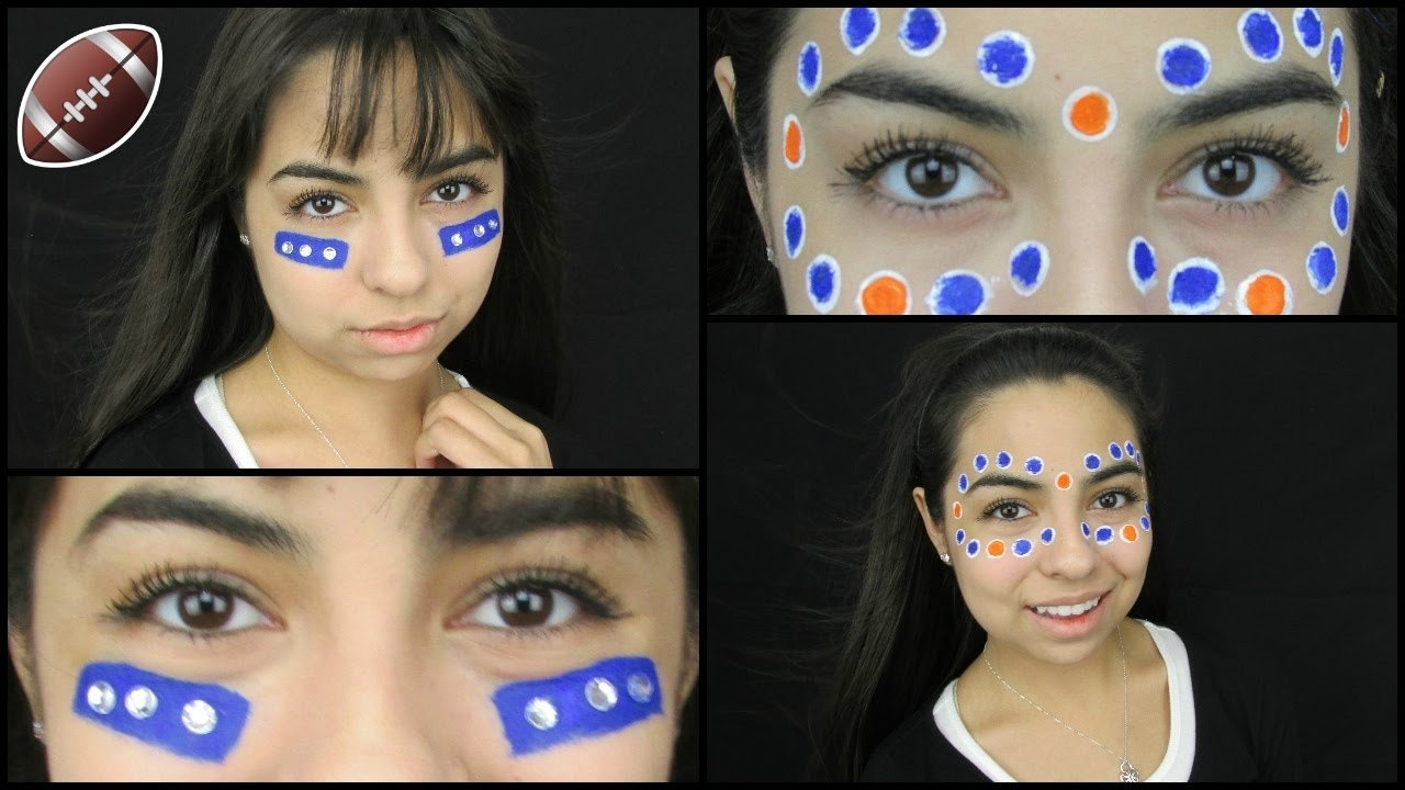 football face paint ideas! - youtube