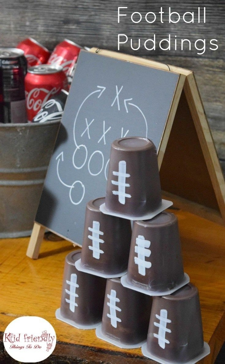 10 Stylish Football Party Ideas For Kids football watch party ideas football themed drink cozy craft more 1 2021