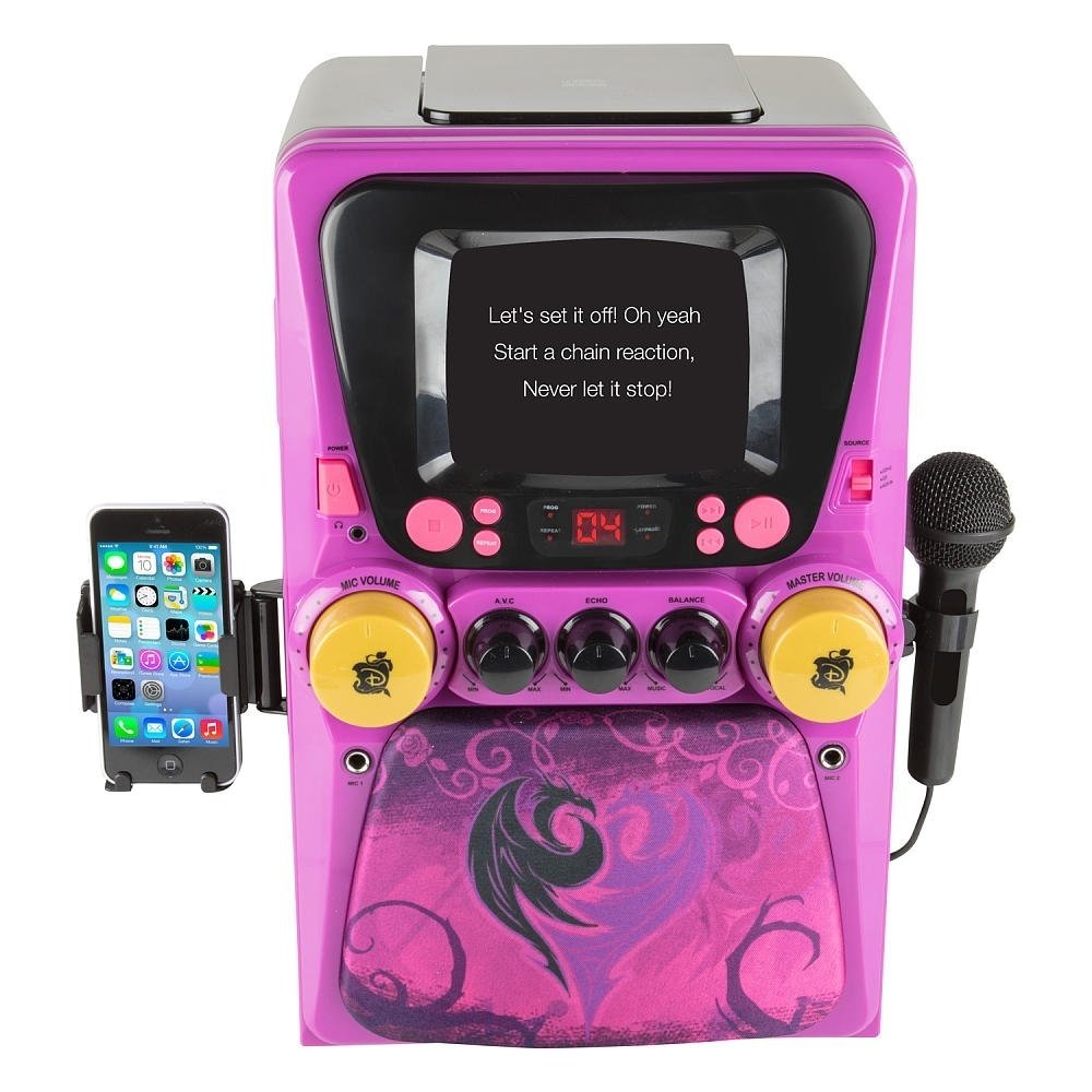 10 Most Recommended Gift Ideas For A 7 Year Old Girl for 7 year olds descendants cdg karaoke machine best toys for 1 2020