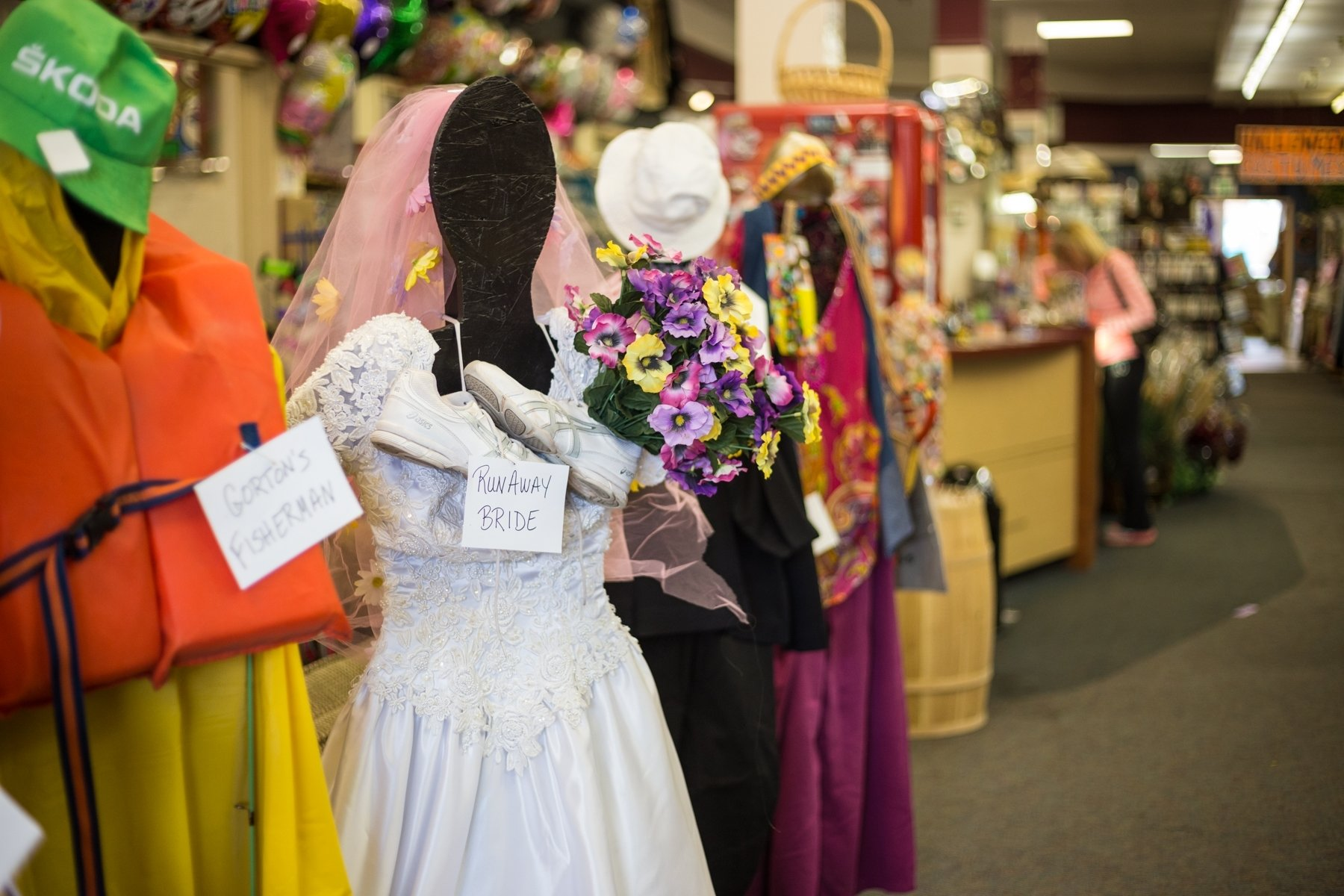 10 Lovely Thrift Store Halloween Costume Ideas for a last minute halloween costume in fort collins try a thrift 2020