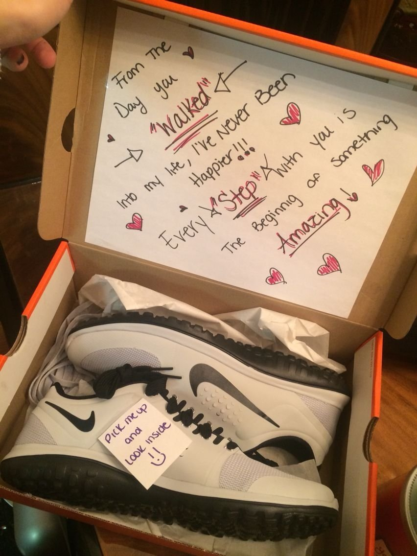10 Beautiful Birthday Ideas For A Boyfriend for my husbands 25th birthday i did 25 gifts this was just one of 37 2020