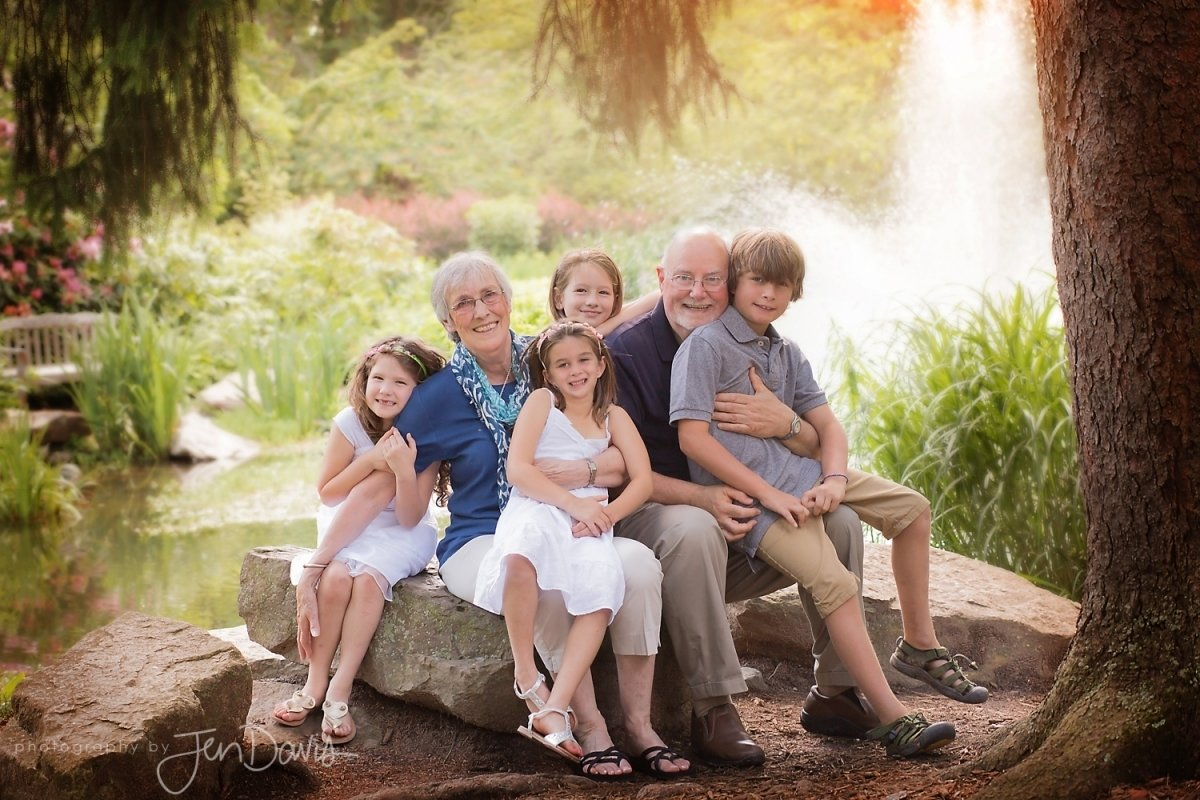 10 Attractive Outdoor Family Photo Shoot Ideas for the outdoor family portrait 2020