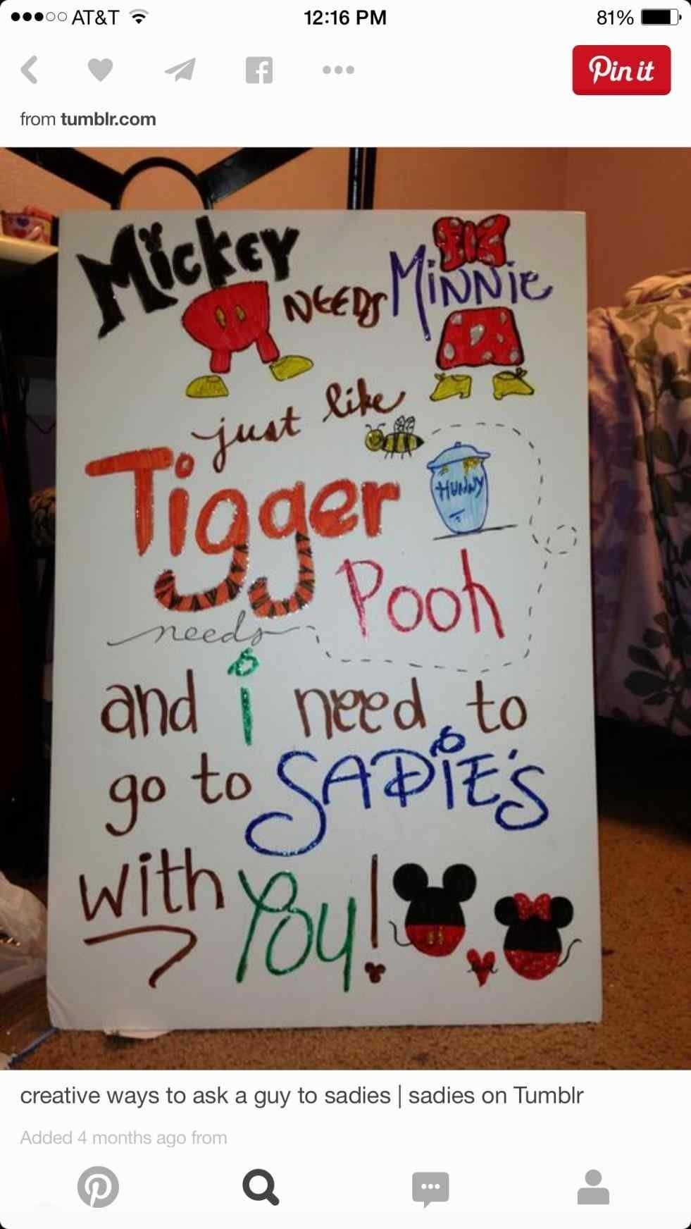 10 Nice Cute Ideas To Ask A Girl To Prom for ways ask a girl homecoming image cute volleyball promposals 2020