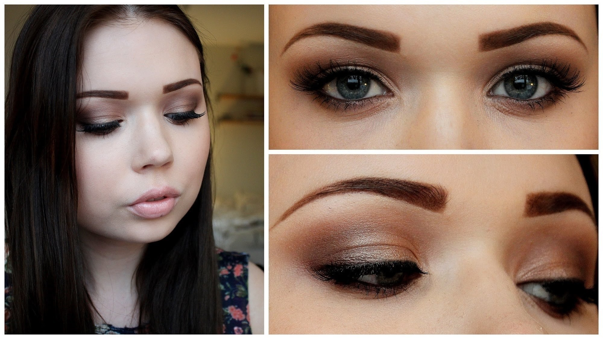 10 Perfect Prom Makeup Ideas For Brown Eyes formal makeup ideas for brown eyes prom makeup tutorial brown