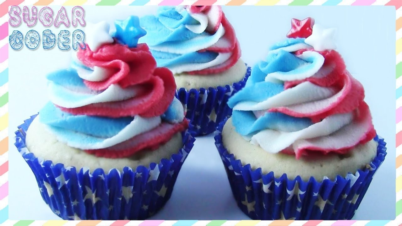 10 Elegant Fourth Of July Cupcake Ideas fourth of july cupcakes 4th of july cupcakes independence day 2020