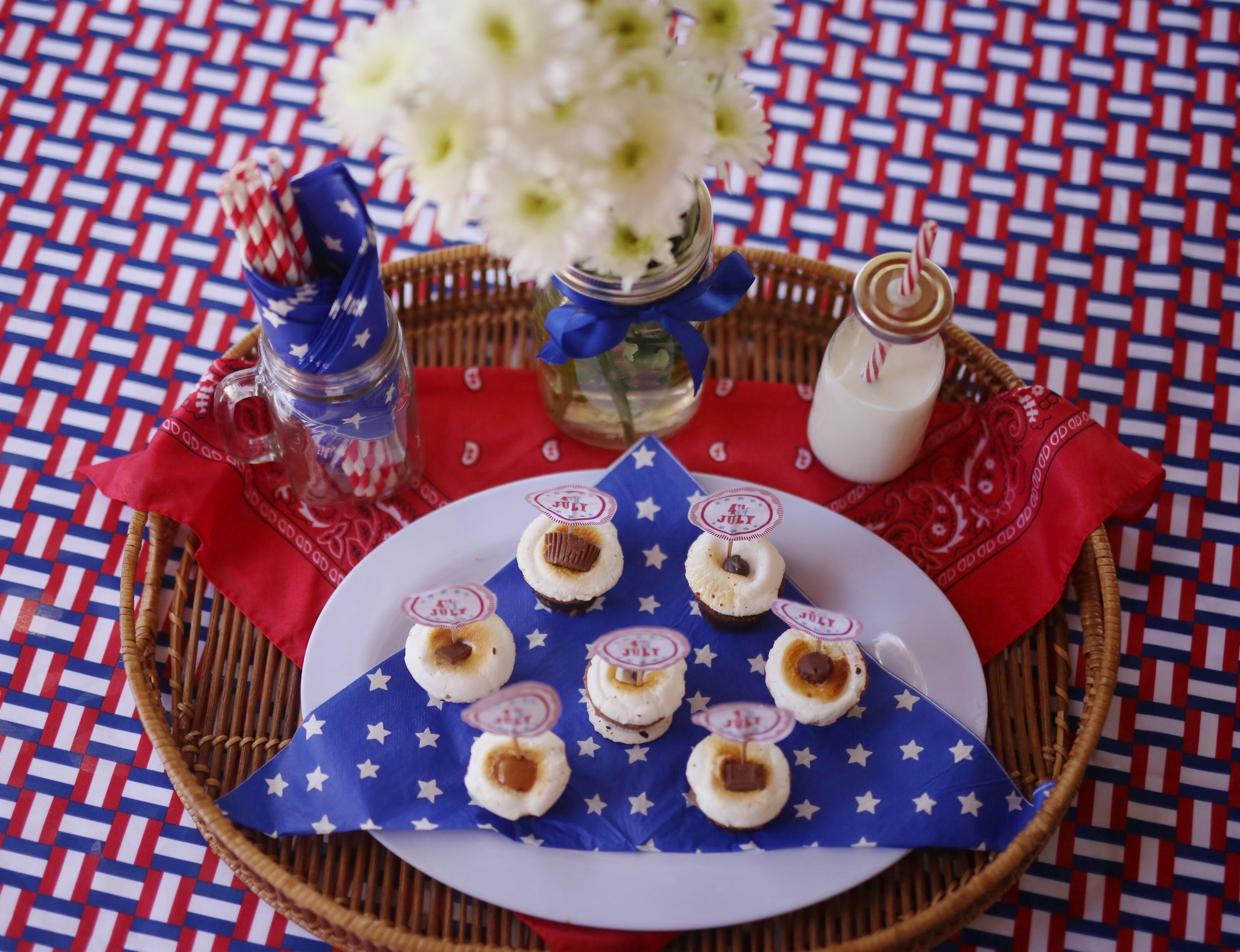 10 Perfect Fourth Of July Picnic Ideas fourth of july picnic style me samira 3 2021