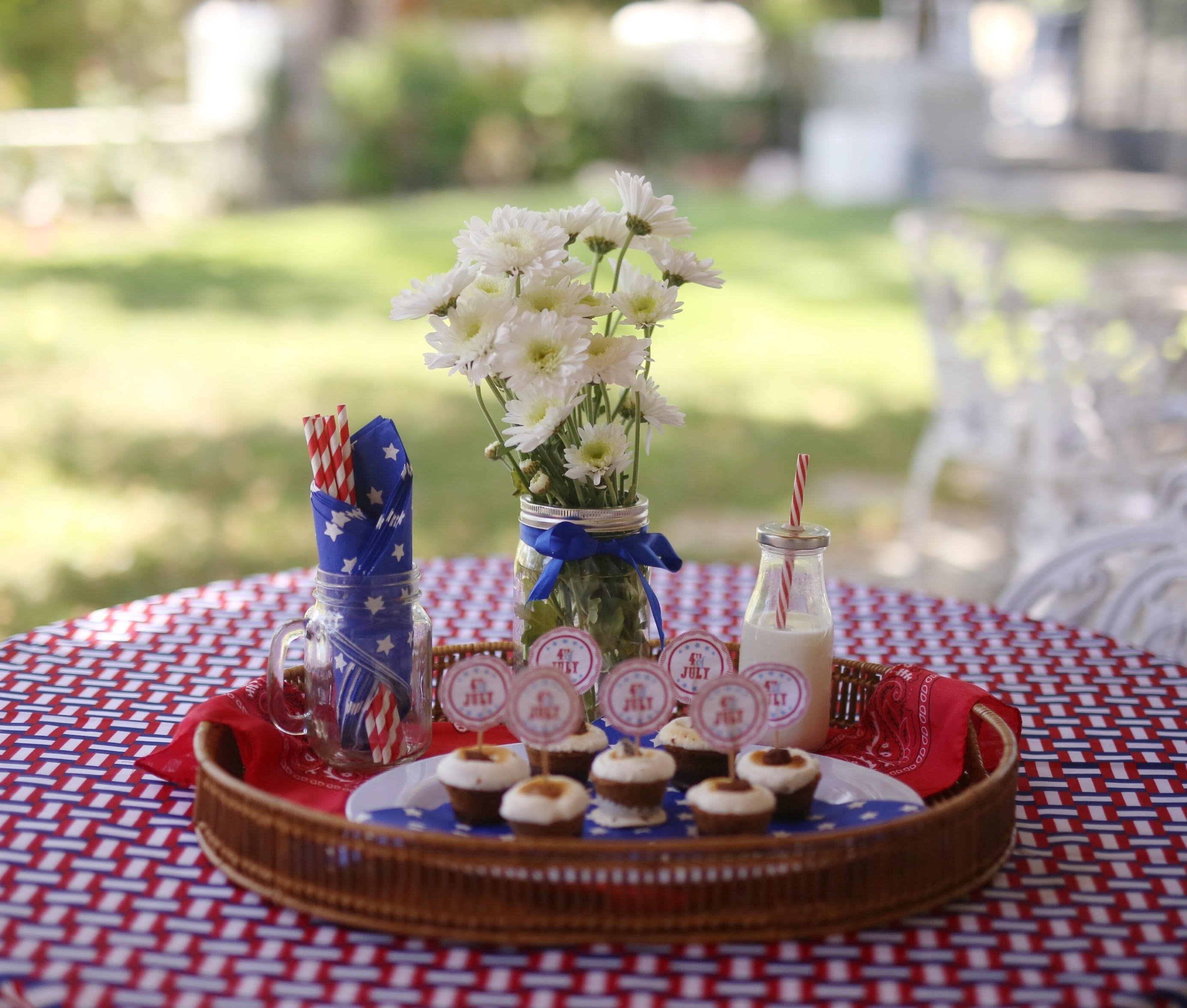 10 Perfect Fourth Of July Picnic Ideas fourth of july picnic style me samira 4 2021