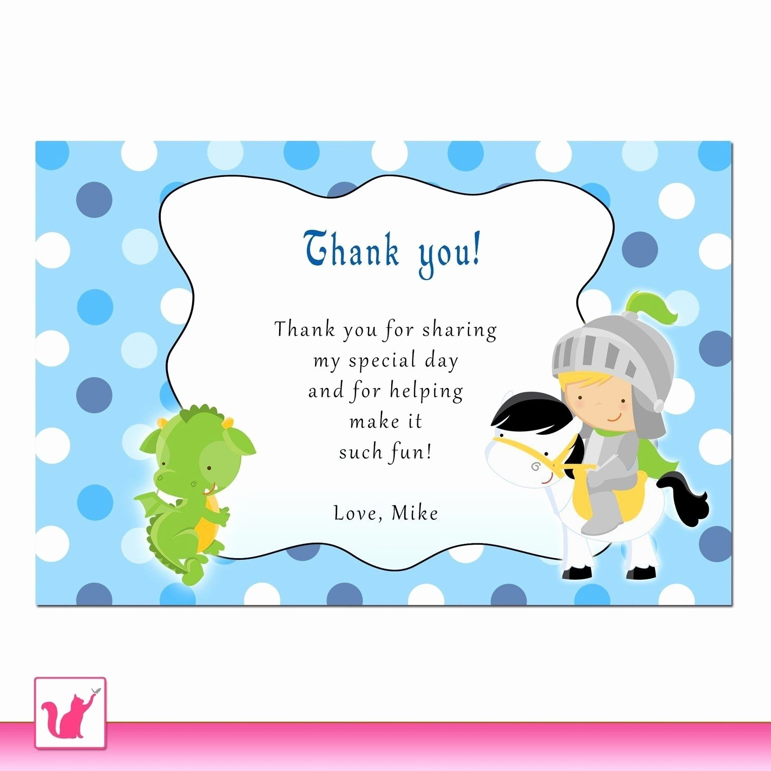 10 Stunning Baby Shower Thank You Card Ideas