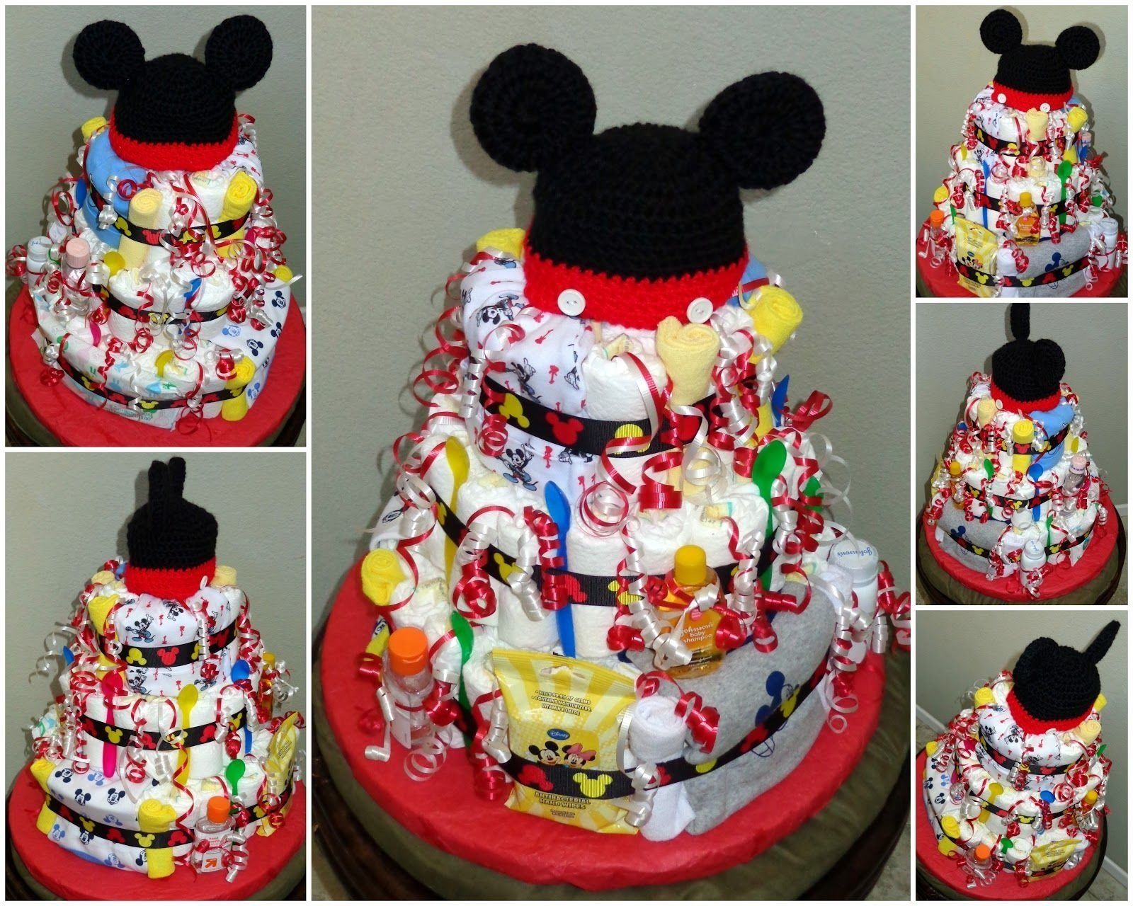 10 Trendy Mickey Mouse Baby Shower Ideas