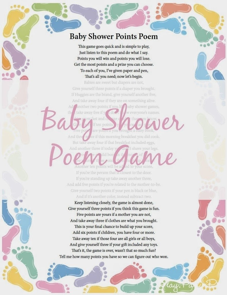 10 Most Popular Funny Baby Shower Games Ideas free printable baby shower games and more games everyone will love 2020