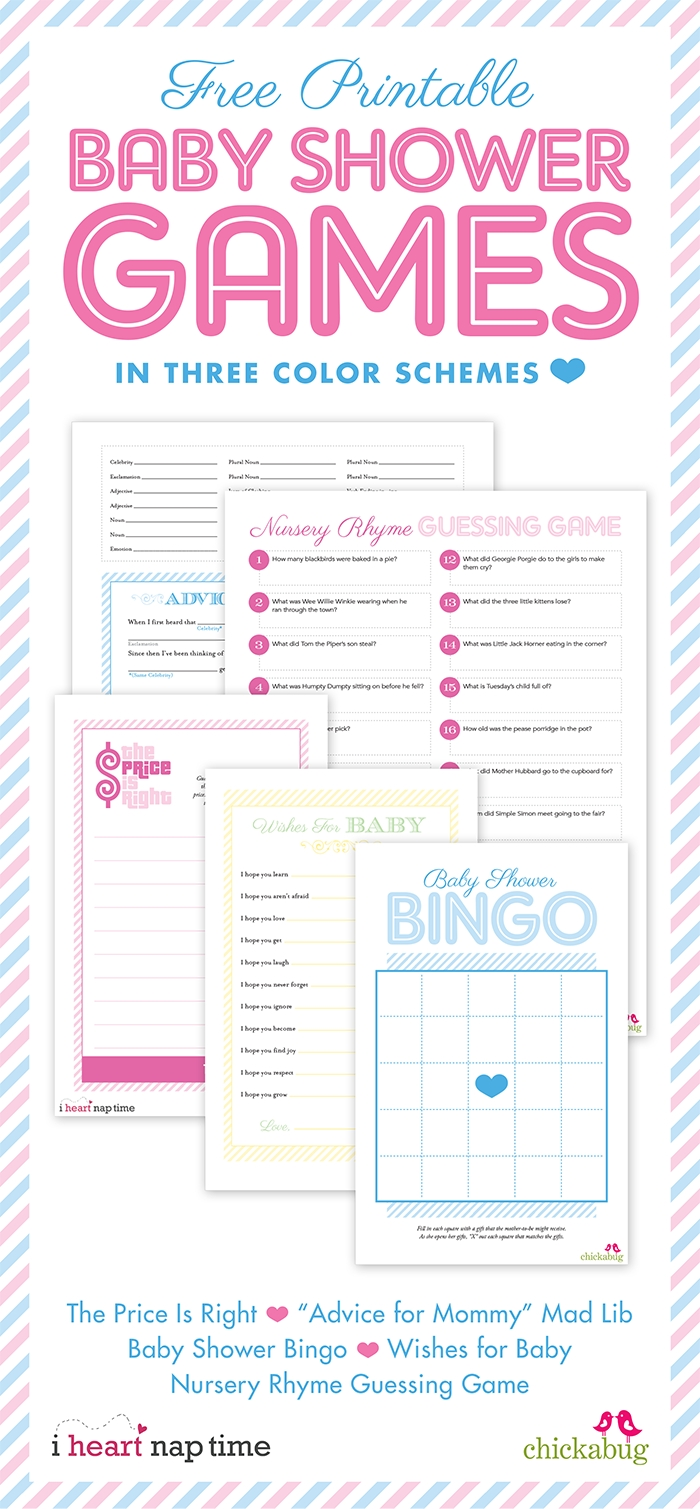 10 Stylish Free Baby Shower Games Ideas free printable baby shower games with i heart nap time chickabug 1 2020