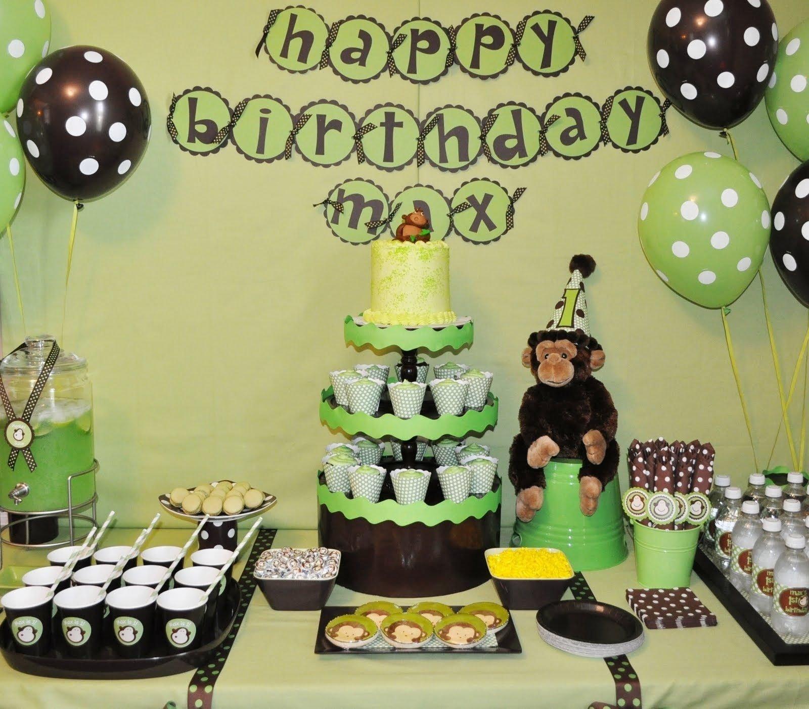 free printable little monkey birthday invitation template | monkey