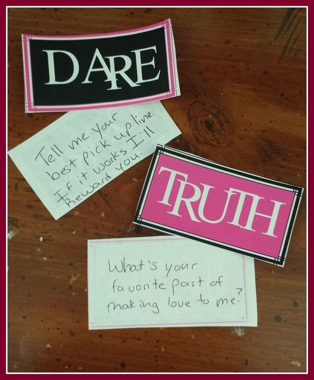 10 Lovable Truth Or Dare Ideas For Adults free printable truth or dare cards for couples a game full of sexy 2021