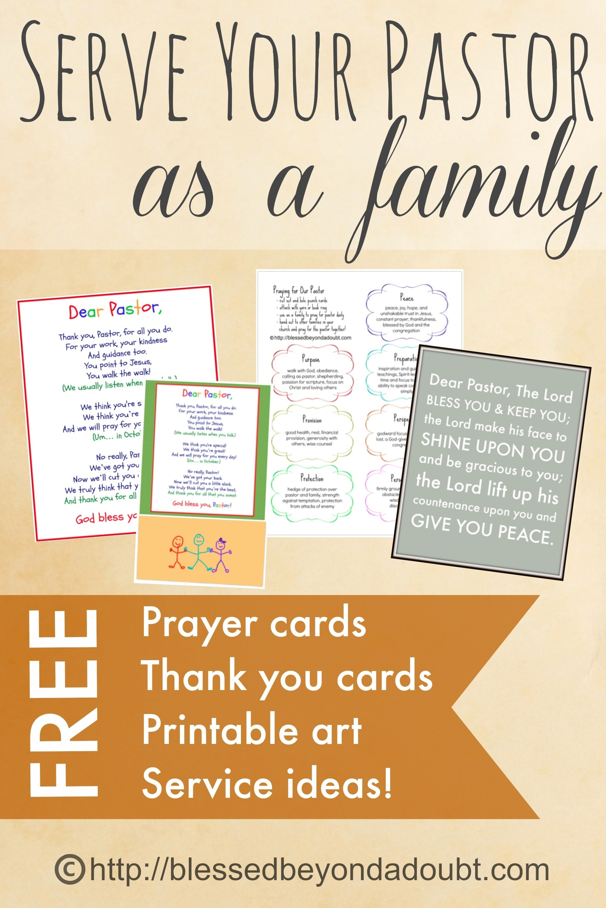 10 Fantastic Gift Ideas For Pastor Appreciation Day free printables for pastor appreciation month pastor appreciation