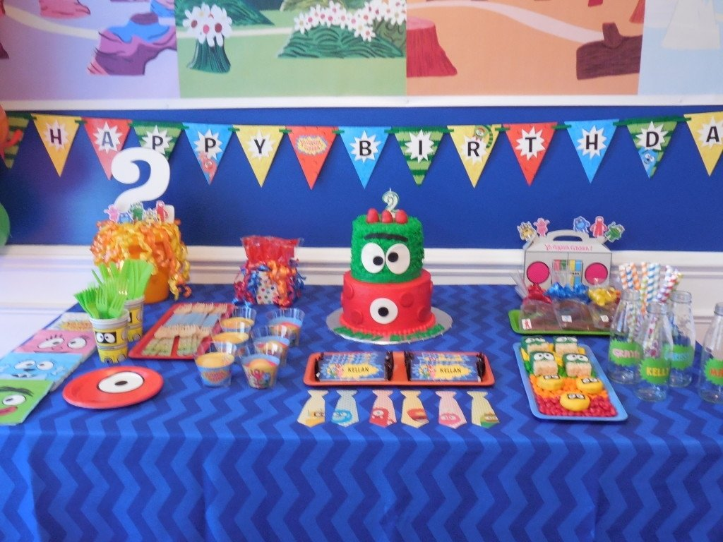 free yo gabba party ideas 0 #25542
