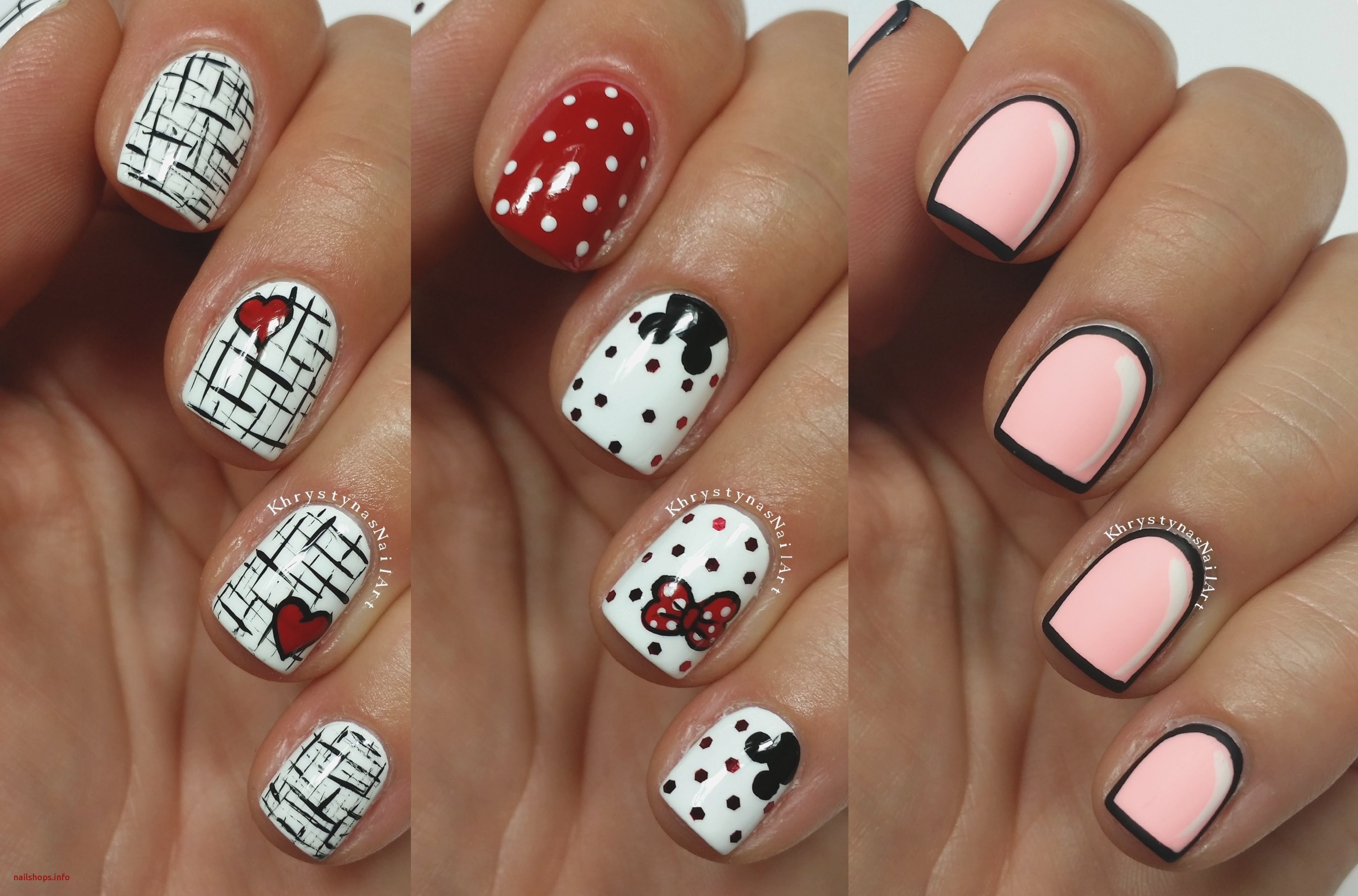 10 Attractive Easy Nail Ideas For Short Nails