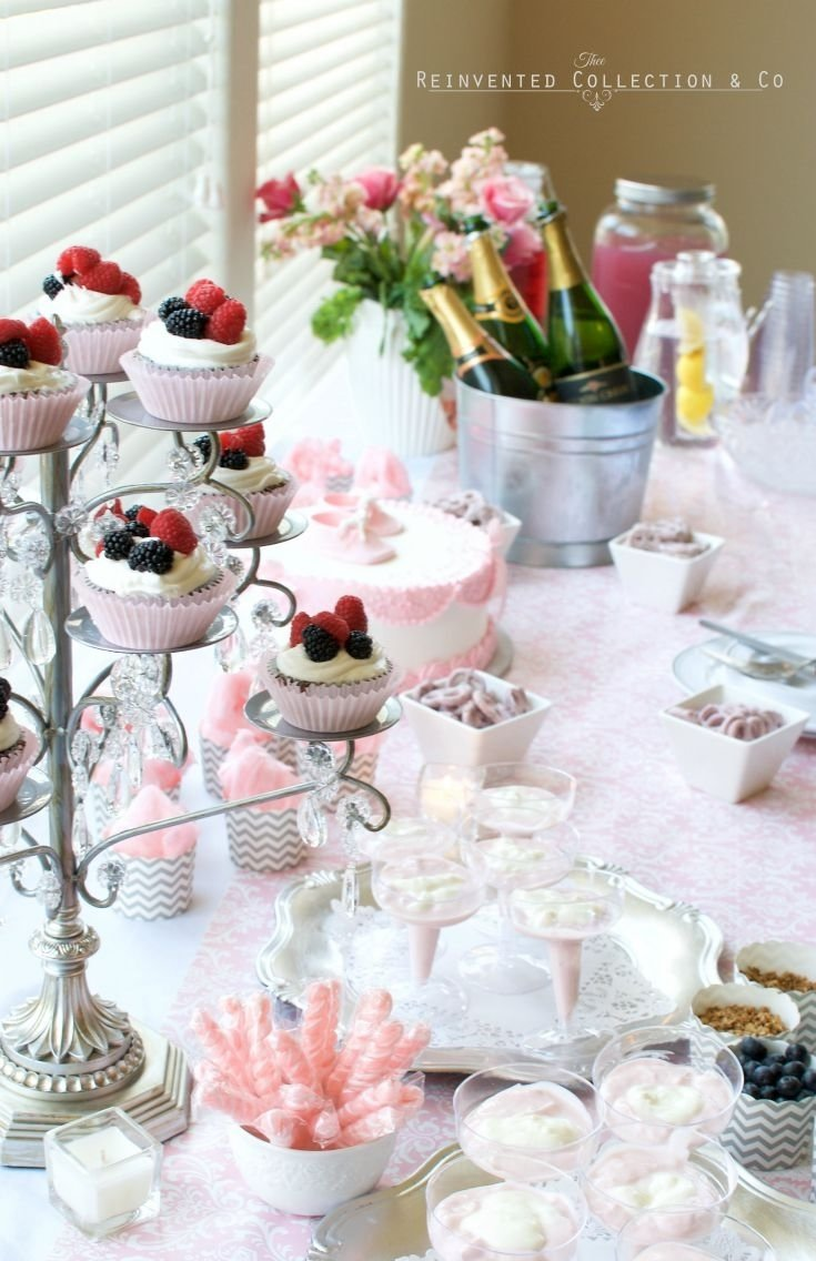 10 Unique Country Themed Baby Shower Ideas french country baby shower event decor ideas dessert table baby 2021