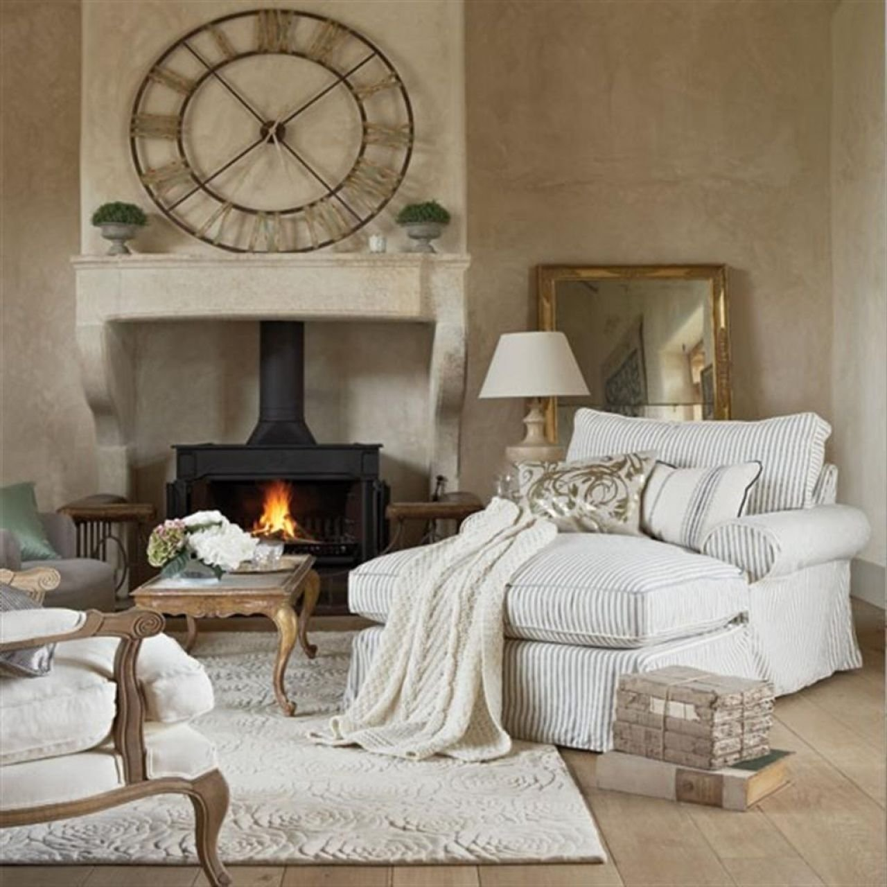 10 Stylish Country Decorating Ideas On A Budget french country decor ideas affordable rustic french country living 2021