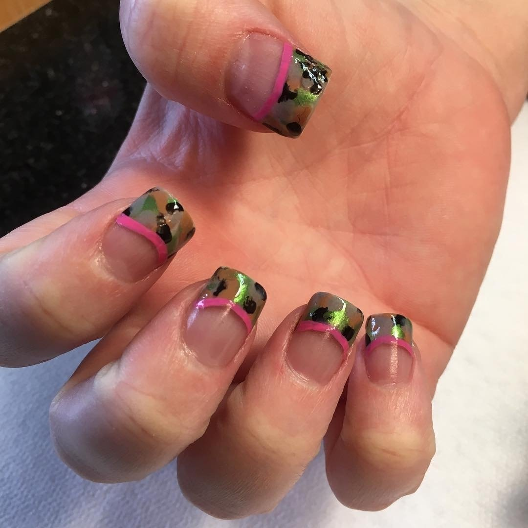 10 Awesome French Tip Nail Design Ideas frenchtip nail design ht project for awesome nail tip designs ideas 2020
